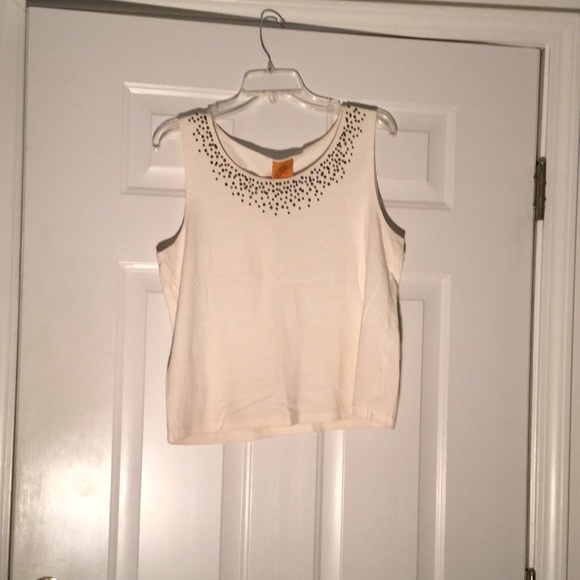 Ruby Rd. Tops - Ruby Rd. Beautiful tank top! size L SFH